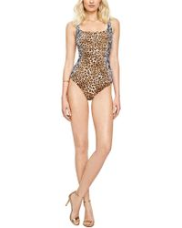 Gottex Multicolor Cameroon One-piece