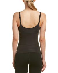 Spanx - Black ? Shape My Day Open Bust Cami - Lyst