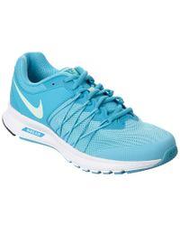 Nike Blue Women's Air Relentless 6 Running Shoe