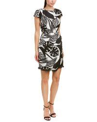 Hutch White Sheath Dress