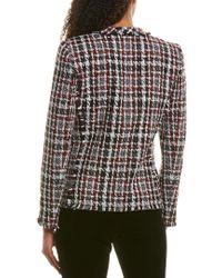 Donna Karan White New York Jacket