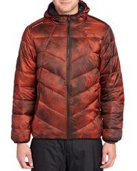 Oakley Orange Generate Reversible Jacket for men