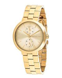 Michael Kors Metallic Women's Garner Watch