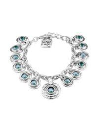 Uno De 50 Metallic Unode50 Azteca Plated Tizoc Necklace