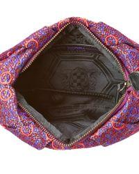 M.c.l Natural Fabric Clutch