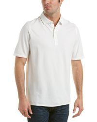 Raffi White Polo Shirt for men