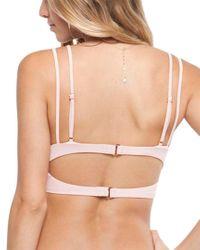 Tori Praver Swimwear Multicolor Tori Praver Suzette Top