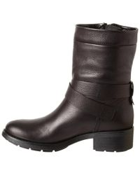 Aquatalia - Black Sami Waterproof Leather Boot - Lyst
