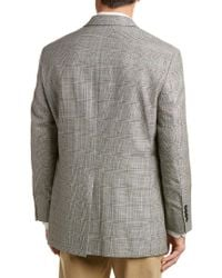 Brooks Brothers - Gray Silk & Wool-blend Madison Classic Fit Sportcoat for Men - Lyst
