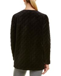 Joan Vass Black Jacket