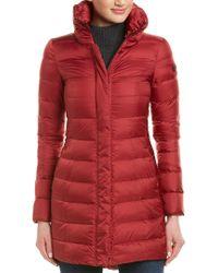 Peuterey Red Sobchak Down Jacket