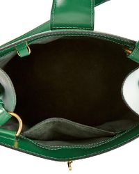 Louis Vuitton - Green Epi Leather Cluny - Lyst