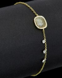 Meira T Black 14k 2.32 Ct. Tw. Diamond Bracelet