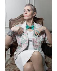 Bijoux De Famille   Gray Punk Opera Cuff   Lyst
