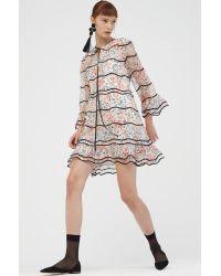 Sachin & Babi | Multicolor Svetlana Floral Print Dress | Lyst