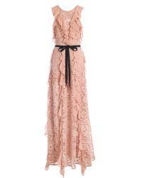 Sachin & Babi - Pink Melody Gown - Lyst