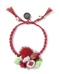 Venessa Arizaga | Paint The Town Red Bracelet | Lyst