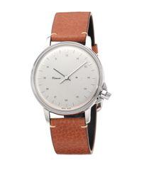 Miansai - Gray M12 Stainless Steel Chronograph Watch - Lyst