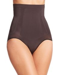 Spanx | Black Oncore High-waist Brief | Lyst