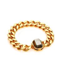 House of Lavande | Metallic Batari Pyrite Chain Bracelet | Lyst