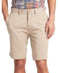 Polo Ralph Lauren | Brown Classic-fit Chino Shorts for Men | Lyst