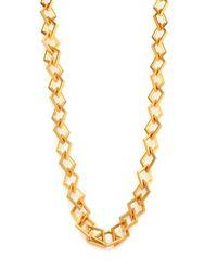 Stephanie Kantis | Metallic Element Necklace Chain/42 | Lyst