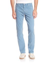 AG Jeans | Blue The Graduate Tailored-fit Jeans for Men | Lyst