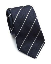Polo Ralph Lauren | Blue Striped Silk Tie for Men | Lyst