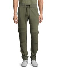 Madison Supply | Multicolor Cotton-blend Ankle-zip Sweatpants for Men | Lyst