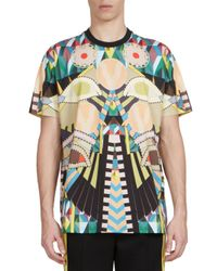 Givenchy | Multicolor Cleopatra Print Tee for Men | Lyst