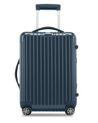 Rimowa | Blue Salsa Deluxe Spinner Suitcase for Men | Lyst