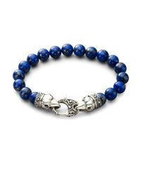 Stephen Webster | Blue Coral Beaded Bracelet | Lyst