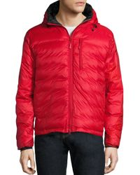 Canada Goose | Red Lodge Hooded Jacket for Men | Lyst