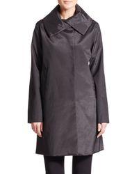 Jane Post | Black Jane Coat | Lyst