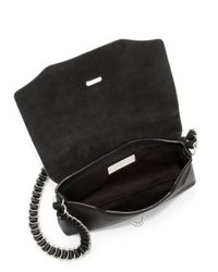 Rag & Bone | Black Enfield Mini Crossbody Bag | Lyst