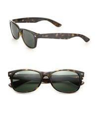 Ray-Ban - Black New Wayfarer Sunglasses - Lyst