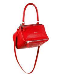 Givenchy | Red Pandora Small Shoulder Bag | Lyst