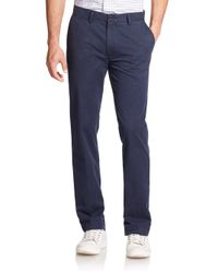 Polo Ralph Lauren | Blue Classic-fit Lightweight Chino Pants for Men | Lyst