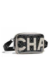 Chanel - Black Camera Case - Lyst