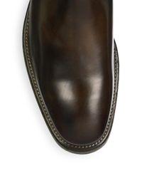 John Varvatos - Multicolor Fleetwood Paneled Chelsea Boots for Men - Lyst
