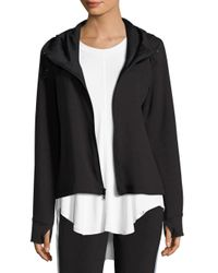 Vimmia | Black Fly Away Hooded Jacket | Lyst