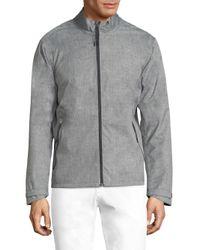 AG Green Label Gray Highland Tech Jacket for men