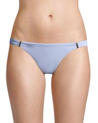 Melissa Odabash - Blue Martinique Bikini Bottom - Lyst