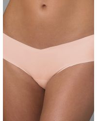 Commando - Natural Low-rise Girl Shorts - Lyst