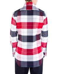 Thom Browne Multicolored Cotton Casual Button-down Shirt for men