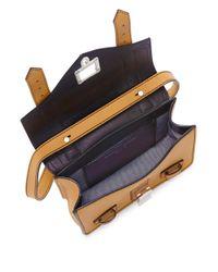 Proenza Schouler - Multicolor Leather Crossbody Bag - Lyst