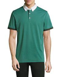 AG Green Label - Green Deuce Short-sleeve Polo for Men - Lyst