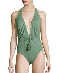 Lazul - Green Caius Phoenix One-piece Swimsuit - Lyst