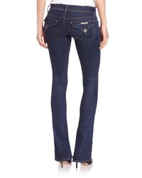 Hudson - Blue Beth Baby Bootcut Jeans - Lyst