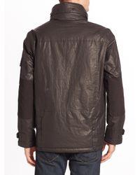 Sam. - Blue Egyptian Cotton Cargo Jacket for Men - Lyst